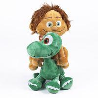 Wholesale New Arrival cm The Good Dinosaur Cartoon Movie Kids Plush Dolls Stuffed Toys
