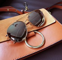 aviator custom - 2016 new summer Extreme Edition custom big box toad aviator sunglasses fashion cool glasses tide male and female models sunglasses