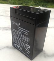 aroma rechargeable battery - attery external Aroma Battery V AH HR Small Lead Acid Battery Storage Battery Children s Electric Car Battery V Free