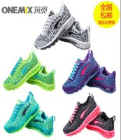 Wholesale Onemix intelligent couple cushion running shoes sneakers men s spring and summer sports shoes