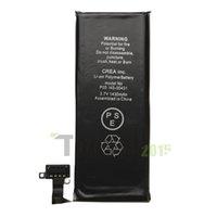 Wholesale High Quality High Capacity Battery black Replacement Li ion Battery for iPhone S G GS Battery with