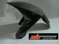 Wholesale 100 Fiull Carbon Fiber Motorcycle Fenders KAWASAKI ZX6R ZX10R Z1000 Modified Motorcycle Fenders With Top Quality Motorcycle Parts