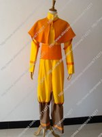 aang costume - Custom Cheap Aang Cosplay Costume from Avatar the Last Airbender