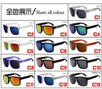 Wholesale Best Quality HLOBROOK polarized sport Cycling eyewear Sunglasses Hot bicycle bike Motorcycle men fashion holbrook polarized sunglasses