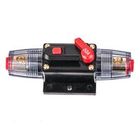 aps cars - APS A Car Audio Inline Circuit Breaker Fuse for V Protection SKCB A