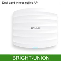 Wholesale 2 G5G Dual Band Wireless Ap Mbps Indoor Ceiling AP bgn AC WiFi Access Point POE Power Supply M RJ45 Port