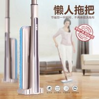 Wholesale hot selling newest lazy mop auto washable not need hand wash rotation easy handle wash clean