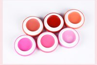 Wholesale Lip Single Color Blush Modify One s Face Through Surgery Top Quality Red Cheek Rouge Natural Blush