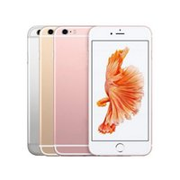 Wholesale Touch ID Unlocked Goohpone i6s Quad Core Smartphone GB GB HD MP Android Mobile Phones