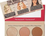 the balm cosmetics - DHL shipping New balm the cosmetics THE MANIZER SISTERS MARY LOU MANIZER CINDY LOU MANIZER BETTY LOU MANIZER