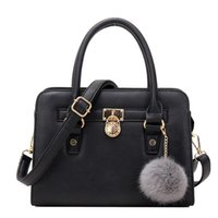 Wholesale New fashion and hot sale pu leather handbag handbag import ladies handbag fashion pu bag