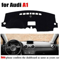 auto dash covers - Car Dashboard Covers Auto DashMat For Audi A1 All The Years Left Hand Drive Dashmat Pad Dash Covers Automobile Dashboard Accessories