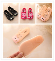 Wholesale 2016 summer hot style mini sed seven children jelly a particular cat baby shoes sandal soft jelly cats shoes sandals