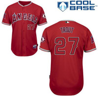 angels baseball shirts - Men s Los Angeles Angels Mike Trout Jersey Baseball Personalized Embroidered Jersey Stitched Shirt M XXXL