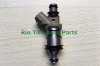 Wholesale Japan original fuel injectors fuel injection parts fit for toyota camry