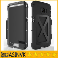 armor men - For iPhone Plus s Plus Samsung Galaxy Model Heavy Duty Iron man full Body Armor Hybrid Defender Shockproof Protective Case