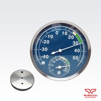 Wholesale TH885 dial pointer type Mechanical reaction type temperature and humidity meter