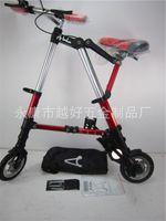 bike bicycle - foldable bicycle Single Mini Bike Portable bike Inch wheel