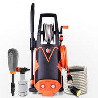 bicycle pressure washer - High Pressure Car Washer Household v Electric Bicycle Washing Device Cleaning Machine Portable Car Wash Pump