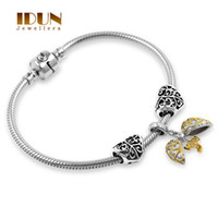 Wholesale sterling silver charms bracelets for women fashion mother s gifts family heart love jewelry can open hot selling BR100