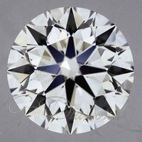 Wholesale 7 ct mm Internally Flawless IF G Color GIA Round Brilliant w Excell Cut