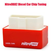 Red Nitro OBD2 Strumenti di diagnostica auto diesel Auto Chip tuning Best Car software diagnostico Manutenzione rilevamento Strumenti KAD-NB0881