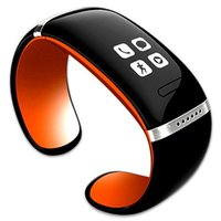 b email - Smart Wristband L12S OLED Bluetooth Bracelet Adult Wrist Watches for IOS iPhone Samsung and Android Phone Wearable Electronic Rated b