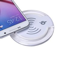 acting power - High power quick acting charging Qi Wireless Charger Charging Pad For Samsung Galaxy S7 S7 Edge LFQ60302464