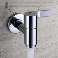 Wholesale Han Pai Brass Garden Faucet Decorative Outdoor Faucets Tap Bibcock Laundry Utility Faucets Robinet torneira HP7303