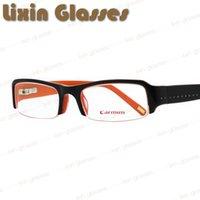 Wholesale High Quality Rectangle Lens Women Acetate Frame Fashion Classic Design Acetate Glasses Frame Optical Eyeglasses On Sale NS2041