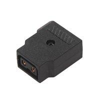 Wholesale 1 PC D Tap Dtap TAP type B Female Rewirable DIY Socket Plug for Anton Camera Battery HZQ50826241