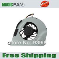 Wholesale amp Retail New CPU Cooling Fan For Toshiba Satellite L750 L655 l750D R series laptop ADDA AB7705HX GB3 CWBLA A pin