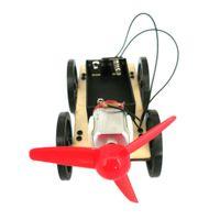 montaje por uno mismo la nueva llegada innovador asamblea de bricolaje de madera del coche modelo