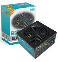 Wholesale PCCOOLER W VAC input ATX PC power supply unit PSU QUZHUZHE S500