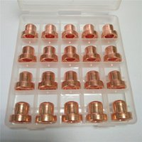 Wholesale Hitbox per package Plasma Cutting Machine Spare Parts Torch Consumables for PT31 A torch
