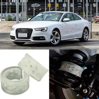 Wholesale 2pcs Super Power Rear Car Auto Shock Absorber Spring Bumper Power Cushion Buffer Special For Audi A5