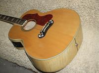 Wholesale New Strings pine Electric Guitar Acoustic Guitar