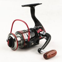 Wholesale 2016 Hot Sale fishing reels MH1000 Series Aluminum Spool Superior Ratio Spinning Fishing Reel Spinning Reel hing tackle