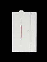 auto antenna wire - Wireless Mhz Door Window Magnet Entry Detector Sensor Built in Antenna Alarm Door Sensor CD100