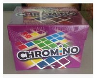 Wholesale Myst board games Genuine Board Games Chromino ENGLISH Everyone loves to play board games
