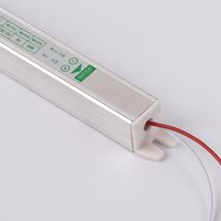 Wholesale 12V A W Slim Thin LED Driver Lighting Transformer AC200 V Switching Power Supply Adapter Non Waterproof for Light Box Sign