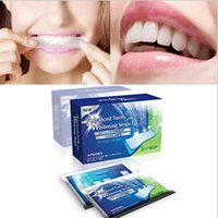 hygiene products - Oral Hygiene Advanced Teeth Whitening Strips Professional Bleaching Tooth Whitening Products Double White Gel Dental Gel