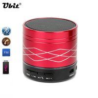 Wholesale B13 Bluetooth Speaker Mini USB Flash Disk Sound Card Multi Function Colorful LED Portable Wileress Speaker FM Radio