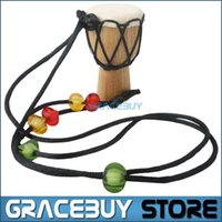 Wholesale MINI Jambe Drummer For Sale Djembe Percussion Musical Instrument African Hand Drum New Brand