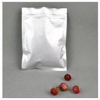 big sample size - cm BIG SIZE Ziplock Aluminum Foil Flat Bag Tea powder Bag sample bags