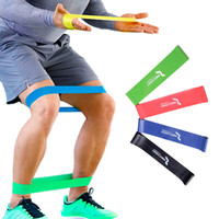 Wholesale Levels Resistance Bands Yoga Gym Strength Training Fitness Band Elastic Rubber Resistance Loop Crossfit Exercise Equipment