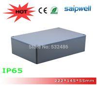 aluminum electronics enclosure - Hot sale IP65 Extruded Aluminium Electronic Enclosure with screws mm High Qulity