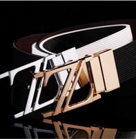 Wholesale 2016 original designer Z buckle belts men high quality mens belts luxury men designer leather belt free epacket shipping