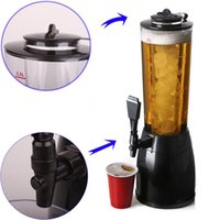 Wholesale Bar supplies with icicles beer separator L KITCHEN WINE TOOLS With ice beer barrel L beer gun
