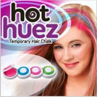 Wholesale NEW hot Huez colors Dye hair powdery cake Temporary Hair Chalk Powder Craze Soft Pastels Salon Party DIY Hair Colors DHL Free